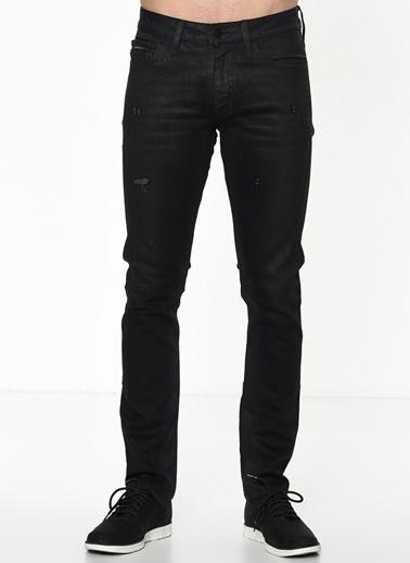 Calvin Klein Jean Pantolon | Slim Siyah